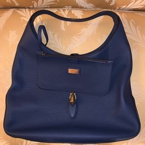 Gucci Jackie Soft Leather Hobo